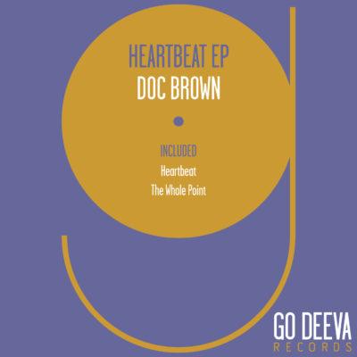 GDV1821---DOC-BROWN---HEARTBEAT-EP--
